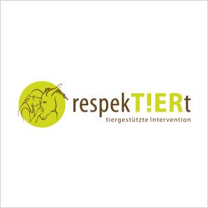 Logo respekTIERt
